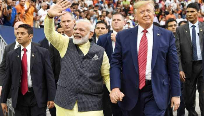 PM Narendra Modi calls Donald Trump's presence at 'Howdy, Modi' event 'a watershed moment in India-US ties'