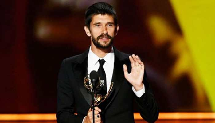 Hungover Ben Whishaw accepts first Emmy
