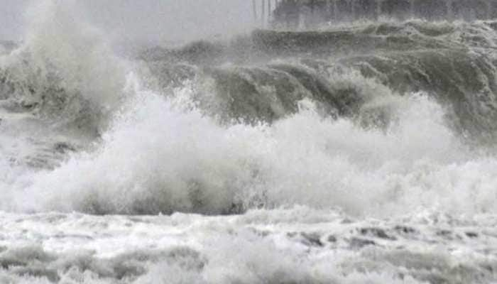 30 injured after tropical storm hits Japan