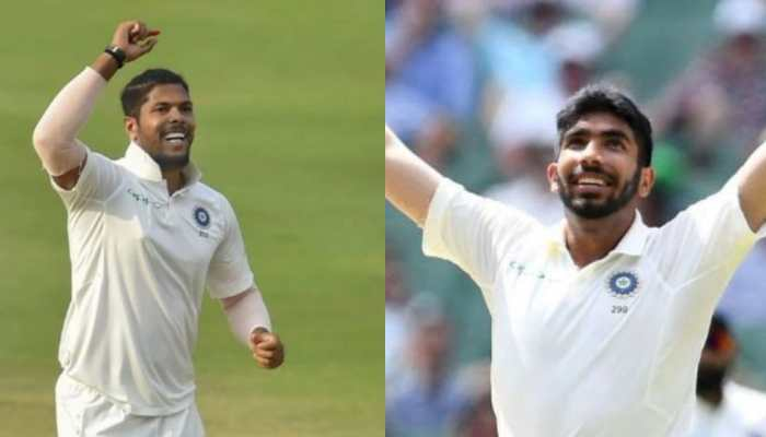 Umesh Yadav replaces injured Jasprit Bumrah in Indian squad for South Africa Tests