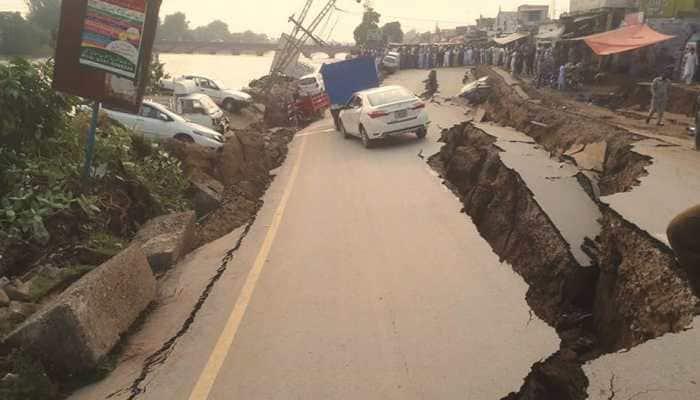 19 killed, 100 injured as 5.8 magnitude earthquake rocks Pakistan Occupied Kashmir