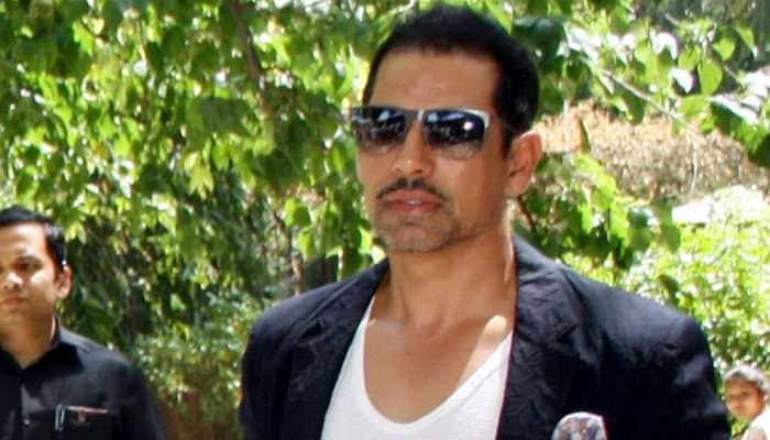 ED seeks custodial interrogation of Priyanka Gandhi's husband Robert Vadra