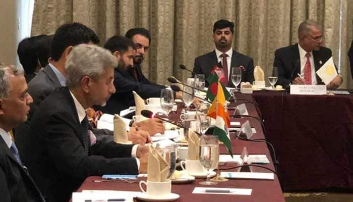 Pakistan Foreign Minister boycotts EAM Jaishankar's statement at SAARC meeting, India calls it drama