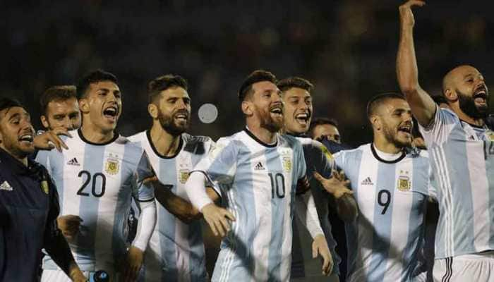 Argentina leaves out Sergio Aguero, Angel Di Maria for friendly matches