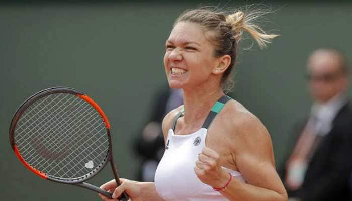 Simona Halep to play in China Open despite back problem