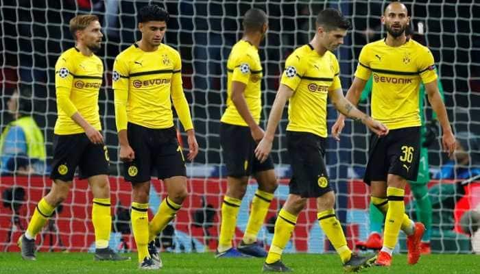 Bundesliga: Borussia Dortmund settle for 2-2 draw against Werder Bremen