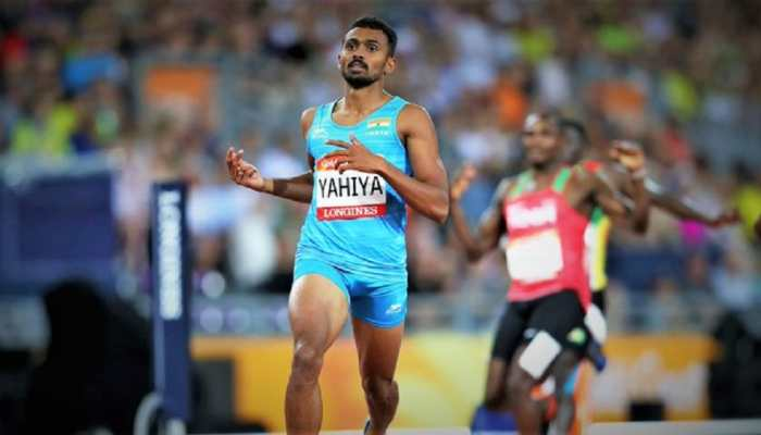 Indian mixed relay team reaches World Athletics Championships final, qualifies for Tokyo Olympics