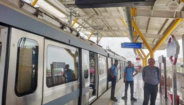Delhi Metro's Grey line plying between Dwarka-Najafgarh to open on October 4