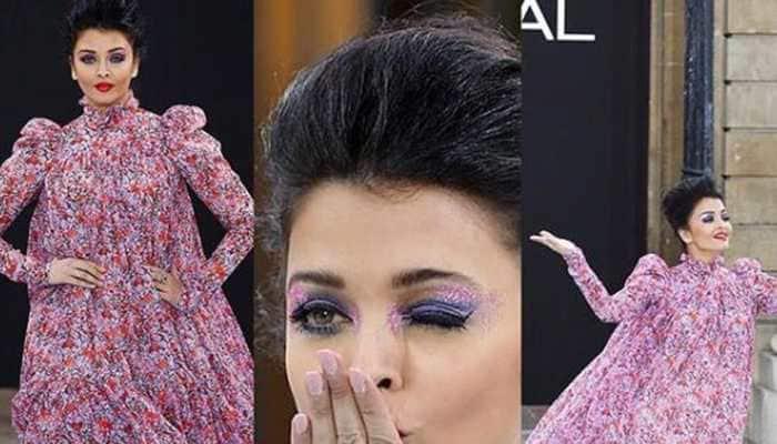 Fashion designer Wendell Rodricks lashes out at Aishwarya Rai's stylists for her Paris Fashion Week look