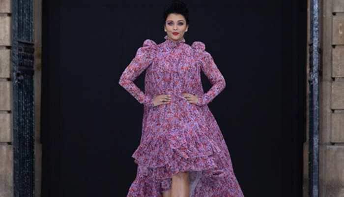 Aishwarya's Paris Fashion Week look gets mixed reactions