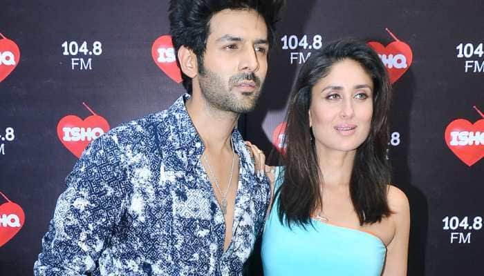 Kartik Aaryan invited on Kareena Kapoor Khan's radio show—See pics