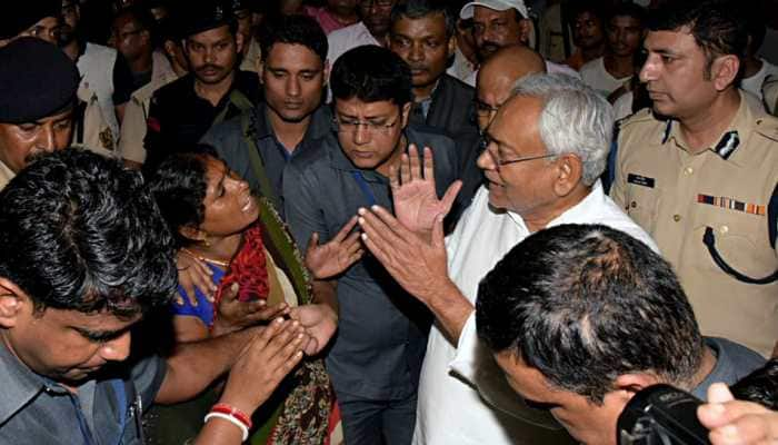 All relief efforts being made for people affected by Patna floods: CM Nitish Kumar