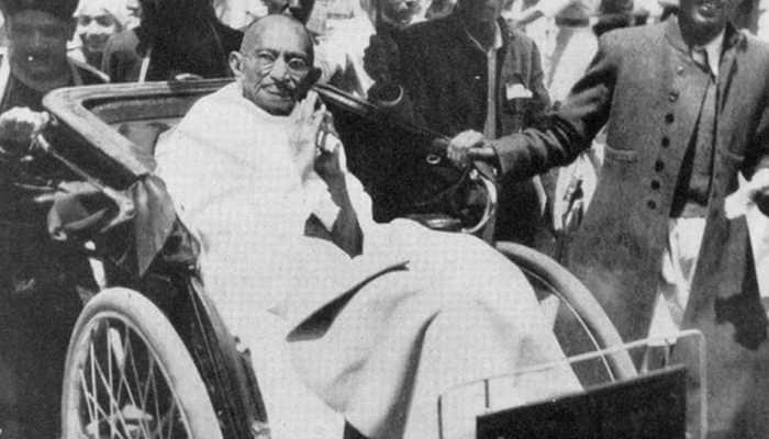 Gandhi Jayanti 2019: Independence struggle movements associated with Mahatma Gandhi