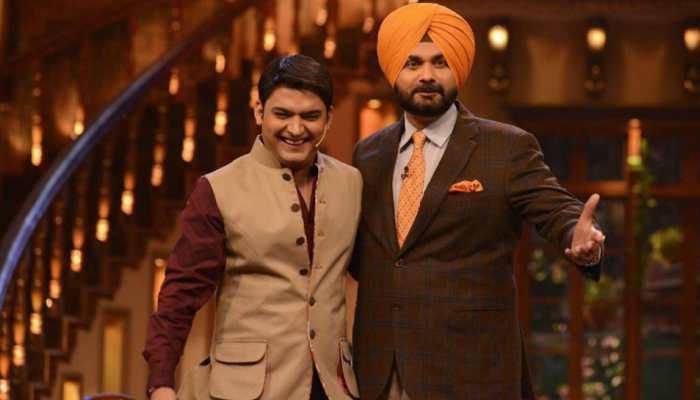 When Kapil Sharma dressed up like Navjot Singh Sidhu