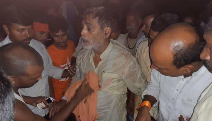 Bihar: BJP MP Ram Kripal Yadav's boat capsizes during visit to flood-hit areas