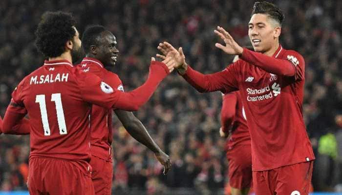 Champions League: Liverpool win seven-goal thriller after stunning Salzburg fightback