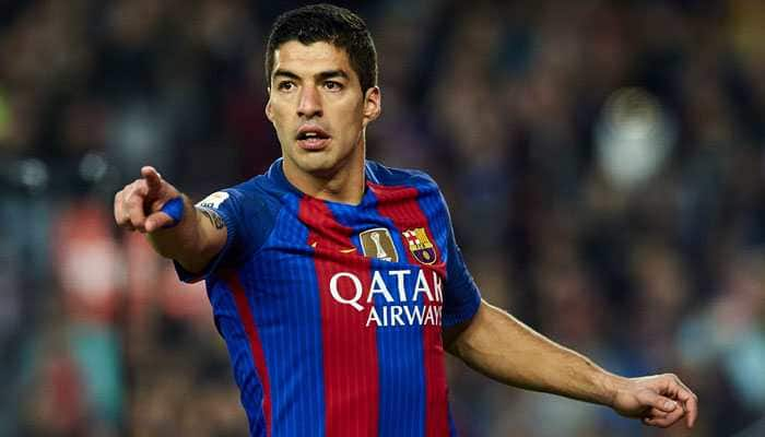 Luis Suarez's brace guides Barcelona to 2-1 comeback win over Inter Milan