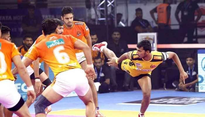 Pro Kabaddi League: Puneri Paltan edge out Tamil Thalaivas 53-50