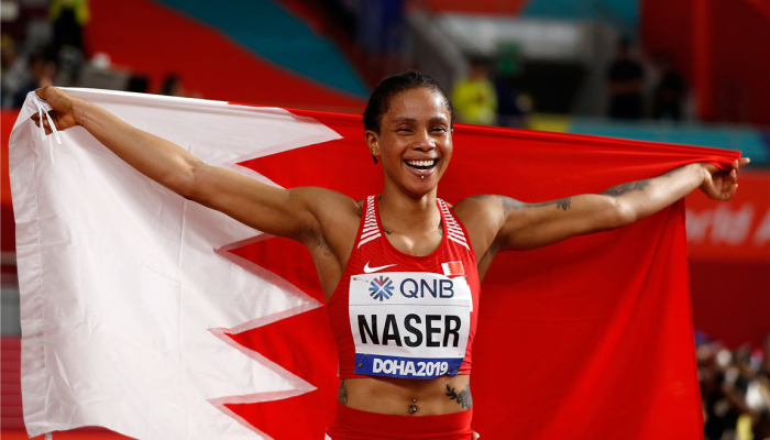 World Athletics Championships: Bahrain's Salwa Eid Naser becomes 1st Asian to win 400m gold