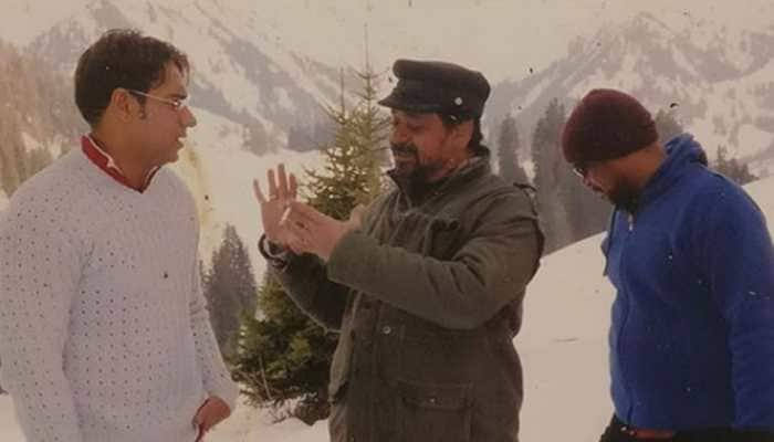 Pic of unreleased Ajay Devgn film grabs attention