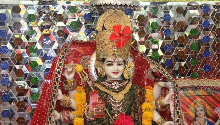Navratri 2019 Day 8: Worship Maa Maha Gauri today to get relief from sufferings
