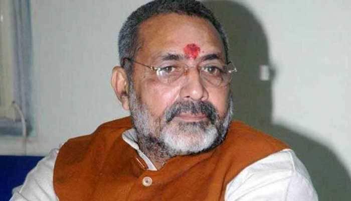 Giriraj Singh should apologise for doing nothing for Bihar people: JDU