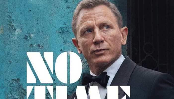 Daniel Craig looks dapper as James Bond