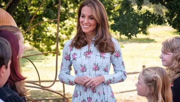 Kate Middleton's brother engaged to girlfriend Alizee Thevenet