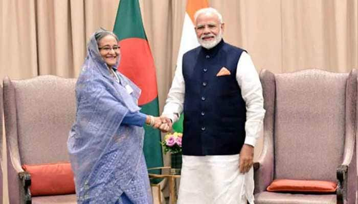 Bangladesh allows its territory for movement of goods from India's northeast