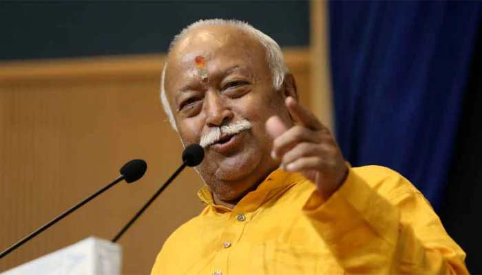 Lynching alien concept to Bharat, has its references elsewhere, says Mohan Bhagwat