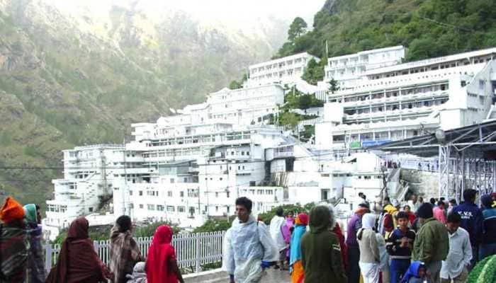Record 3 lakh devotees visit Vaishno Devi shrine in Navratri