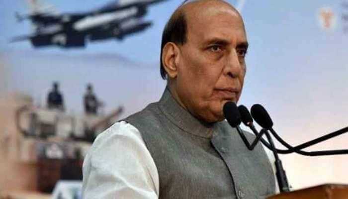 After receiving first Rafale fighter jet, Rajnath Singh to meet French defence sector CEOs today