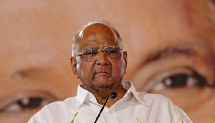Sharad Pawar rejects speculations about NCP's merger with Congress