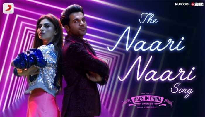 'Naari Naari' song gets modern spin for 'Made In China'