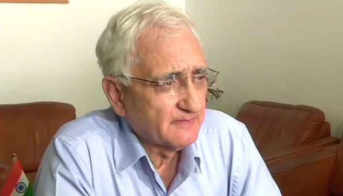 Discuss issues at party level: Congress to Salman Khurshid after his remarks on Rahul Gandhi