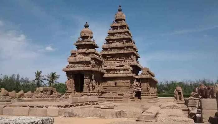 Tamil Nadu's Mahabalipuram decked up for PM Modi-President Xi meet on October 11