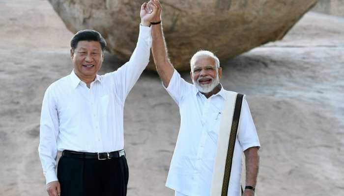 Trade, terrorism top focus on Day 1 of PM Modi and President Xi Jinping meeting