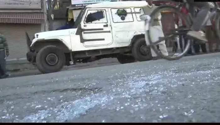 5 injured in grenade attack in Jammu and Kashmir's Srinagar