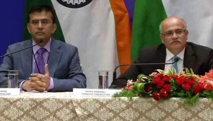 Kashmir not raised or discussed during PM Narendra Modi-Xi Jinping informal summit: Vijay Gokhale