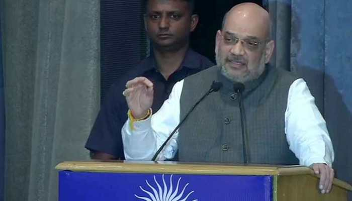 No greater enemy of human rights than terrorism and Naxalism: Amit Shah