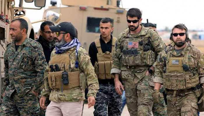 US to pull last troops from north Syria; Syrian army to redeploy on border