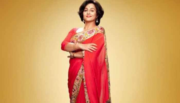 Vidya Balan shares the motion poster of Shakuntala Devi on World Mathematics Day