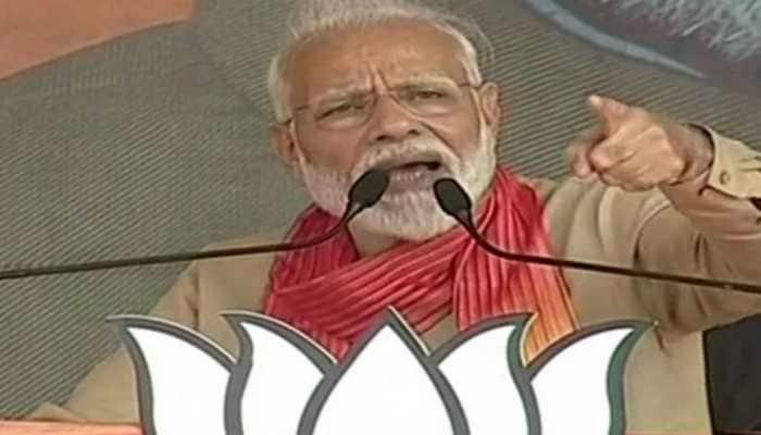 Will have two types of Diwali this time, a 'diya' Diwali and a 'kamal' Diwali: PM Modi in Haryana