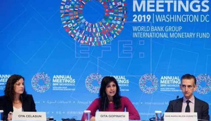 US-China trade war will drag down global growth, warns IMF