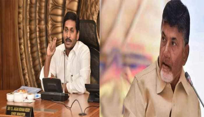 Andhra CM Jaganmohan Reddy, Chandrababu Naidu's fight continues on media turf