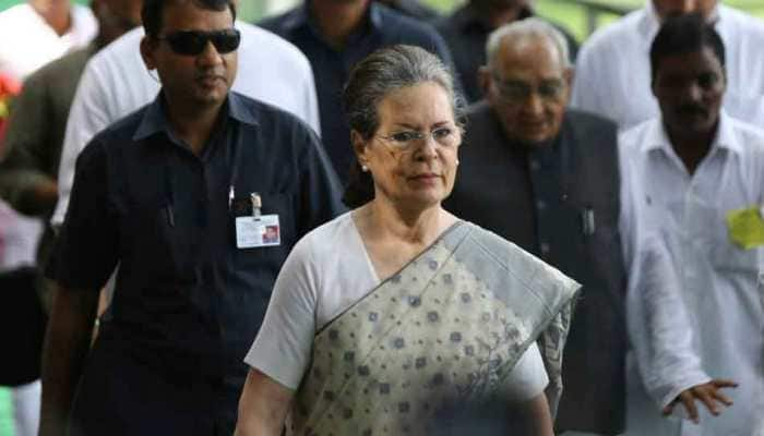 Sonia Gandhi's Haryana rally cancelled, Rahul to campaign in her place