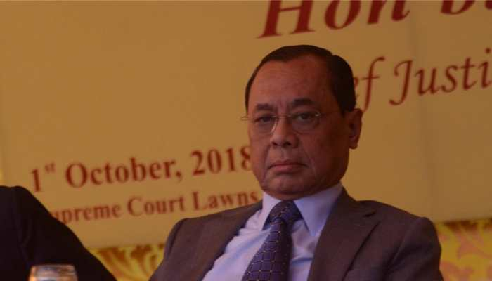 Chief Justice Ranjan Gogoi recommends Justice Sharad Arvind Bobde's name to Centre as his successor