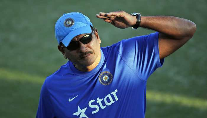 Head coach Ravi Shastri shouldn't need a re-appointment, feels Sourav Ganguly