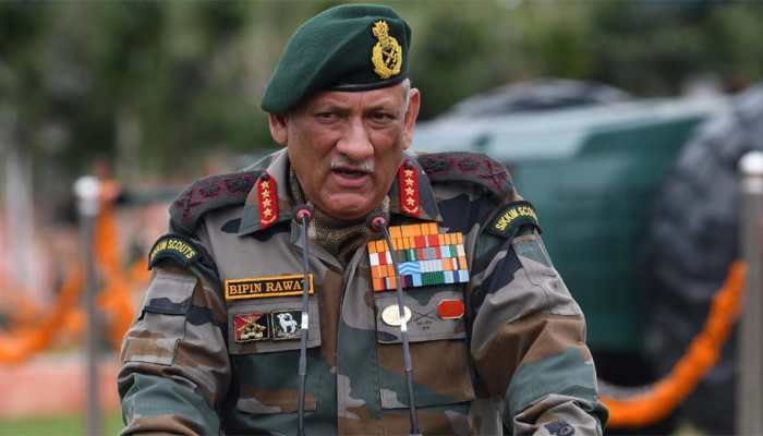Pakistan under pressure, must act against terror after FATF's blacklist warning: Army Chief Bipin Rawat