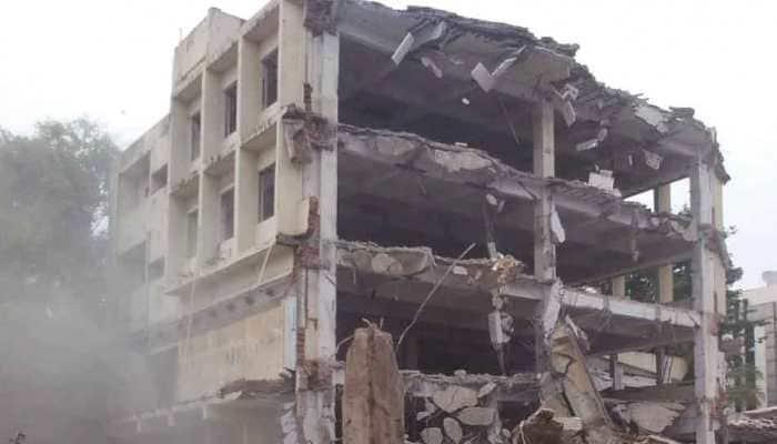 Multi-storey building collapses in Gujarat's Vadodara, 1 dead
